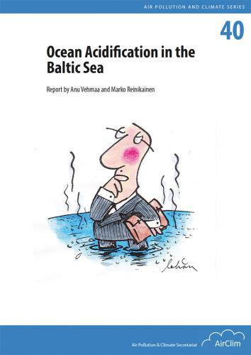 Ocean Acidification in the Baltic Sea cover