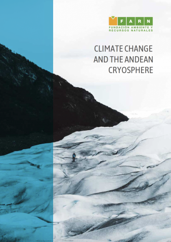 Climate change and the Andean cryosphere Cover
